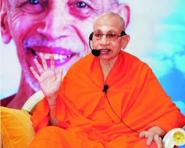 ગુરુ શિષ્ય સંબંધ યોગ : પૂ. સ્વામી શ્રી વિદિતાત્માનંદજી મહારાજ