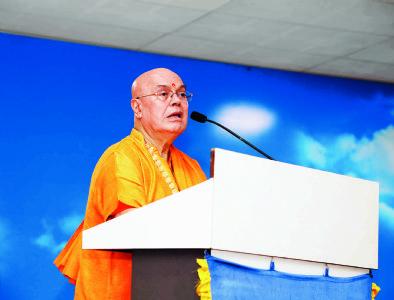 આપણું જીવન ચિદાનંદમય બનાવીએ : પૂ. સ્વામી શ્રી અધ્યાત્મનંદજી