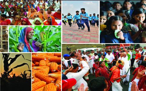 ગુજરાતના વનવાસીઓ કહી રહ્યા છે... આને કહેવાય વિકાસ