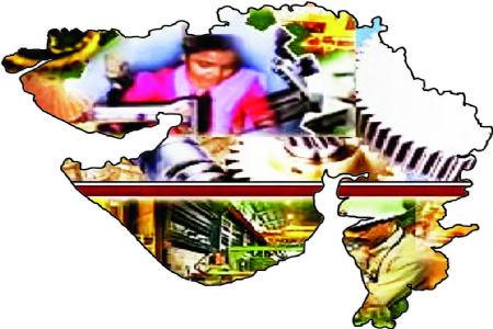 ઉદ્યોગક્ષેત્રે ધમધમતું ગુજરાત