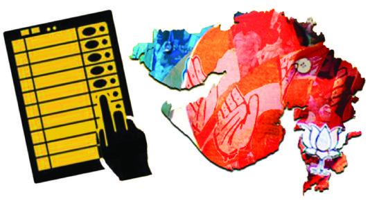 ગુજરાત વિધાનસભા ચૂંટણી ચક્રવ્યૂહ