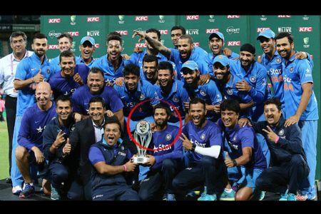 જાણો કોણ છે ? ટીમ ઈન્ડીયાની સફળતા પાછળનો અસલી હીરો