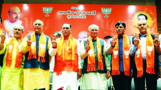 કવર સ્ટોરી  : ભાજપ સરકાર + મજબૂત વિપક્ષ = અડીખમ ગુજરાત