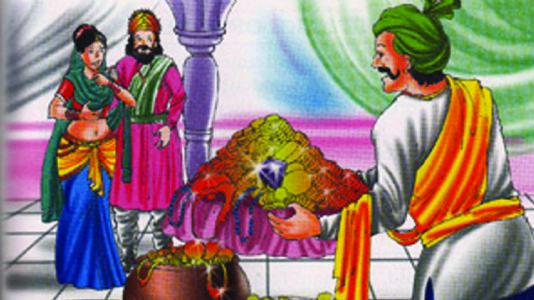 ધર્મકથા : રાજા ચક્રવેણ - રાજધર્મના ચક્રવર્તી સમ્રાટ