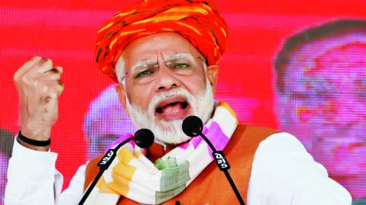 ગુજરાતની જનતા ભાજપનો ૧૫૧ સીટોનો સંકલ્પ પૂર્ણ કરશે તેવી ખાતરી