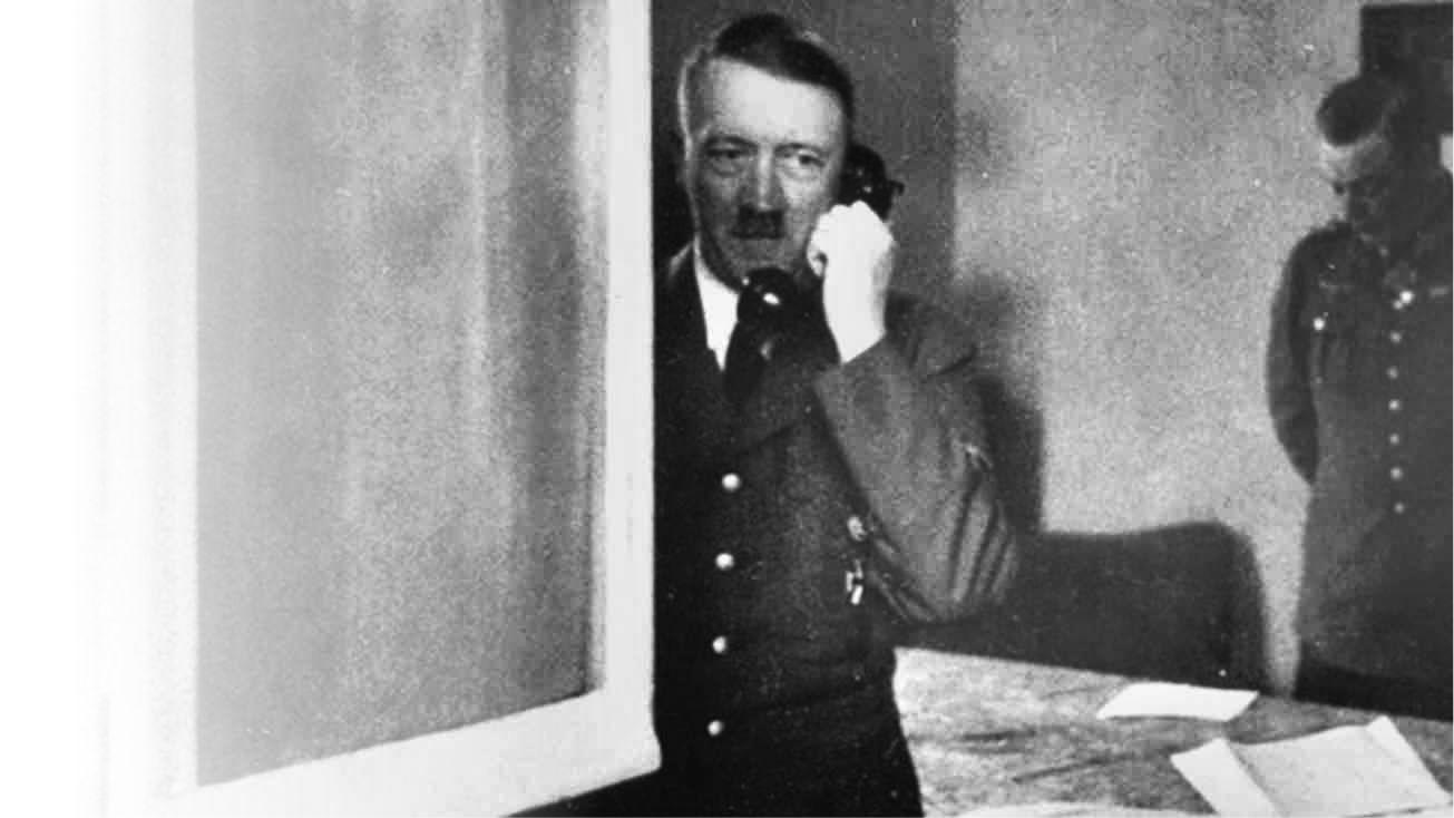 હિટલરના કુખ્યાત ફોનની નિલામી થશે : ઓછામાં ઓછી બોલી ૬૭ લાખની
