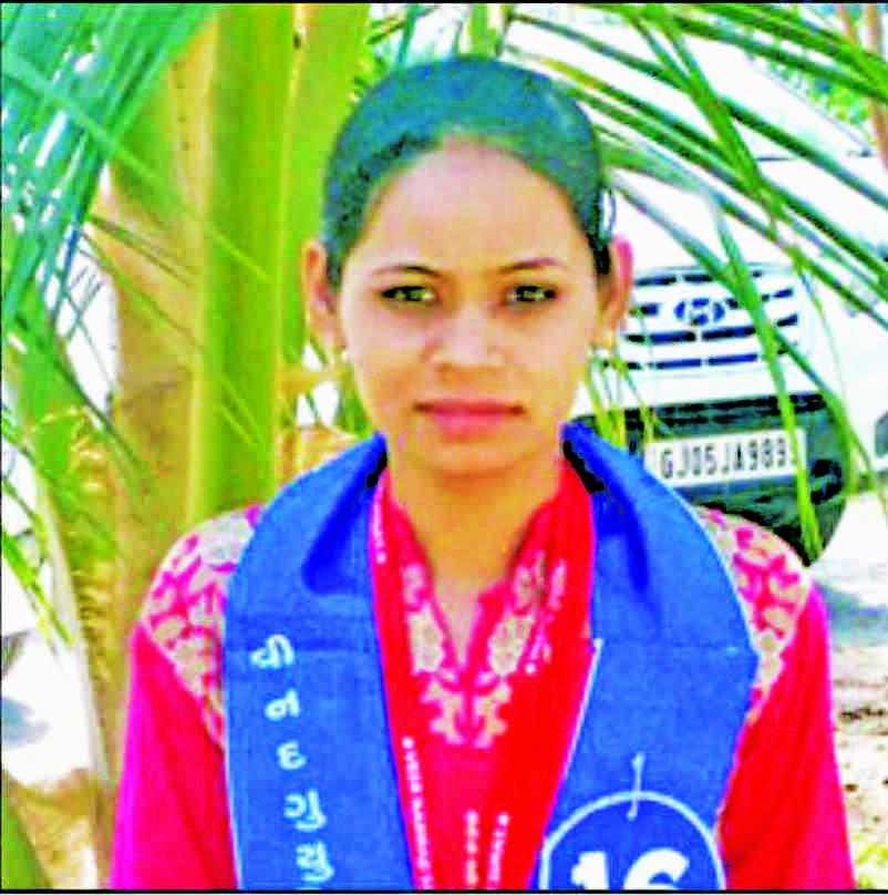 ગુજરાતની કૌસરબાનુંને સંસ્કૃતમાં બે-બે મેડલ