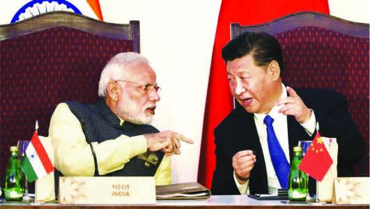 ચીની મીડિયાએ કહ્યું : ચીન પર ભારે પડી શકે છે ભારત