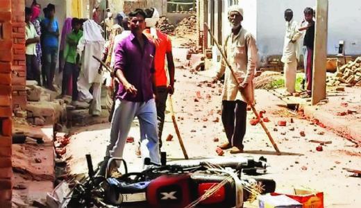 સહારનપુરની જાતિવાદી હિંસા...હિન્દુ-હિન્દુ લડી મરો, પણ રાજકીય પક્ષોનું તરભાણું ભરો