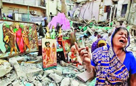 પાકિસ્તાની વિશેષજ્ઞો જ કહે છે : પાકિસ્તાનમાં હિન્દુ મંદિરો ગુરુદ્વારા ખતરામાં