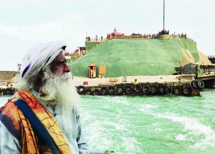 દેશની સમૃદ્ધિ માટે સદ્ગુરુ જગ્ગી વાસુદેવનું 'નદી બચાવો અભિયાન'