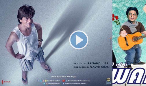 ટીંગુ શાહરૂખ ખાન - 'જીરો'નું ટીઝર રીલીઝ