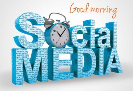 સોશિયલ મીડિયા પર આપણે માત્ર શુભેચ્છા આપનારા લોકો છીએ!