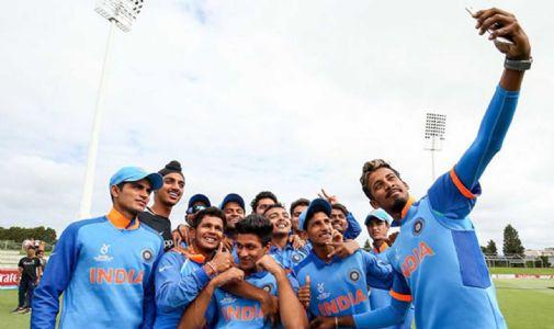 પાકિસ્તાનને હરાવી ફાઈનલમાં પહોચી ભારતીય યંગ ટીમ