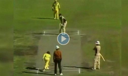 ક્રિકેટ જગતની સૌથી ગંદી ઘટના આજે ઘટી હતી…!!