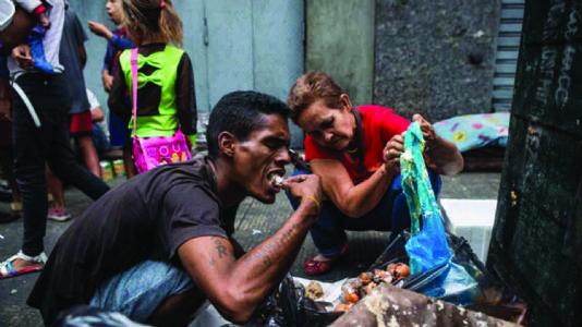 વિશ્વપ્રવાહ : વિશ્ર્વ સુંદરીઓના દેશમાં ભૂખમરો કેમ ?