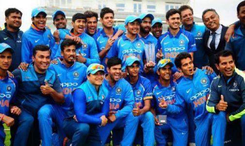 U-19 વર્લ્ડ કપમાં ટીમ ઇન્ડિયા બની ચેમ્પિયન