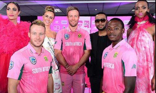 IND VS SA: ચોથી વન ડેમાં દક્ષિણ આફ્રિકાની ટીમ ઉતરશે ગુલાબી ડ્રેસમા!