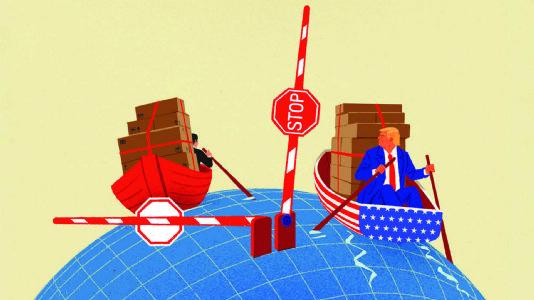 વિશ્વપ્રવાહ : અમેરિકા-ચીનની ટ્રેડ વોર : ભારત માટે ખતરો છે તો તક પણ છે