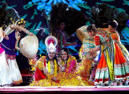 ભગવાન શ્રીકૃષ્ણની લગ્નભુમિ – માધવપુર મેળાની તસવીર ઝલક