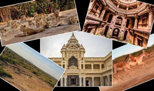 આમ તો અનેક છે પણ આ પાંચ સ્થાનોમાં તમને અનુભવાશે ખૂશ્બુ ગુજરાત કી…!