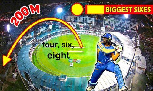 હવે શું ચોક્કો, છક્કો પછી અઠ્ઠાની ક્રિકેટમાં એન્ટ્રી થશે…