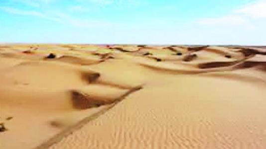 છેલ્લાં ૧૦૦ વર્ષ ૯ લાખ સ્કેવર કિલોમીટર સહરાનું રણ વધી ગયું