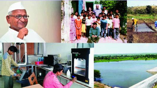 ભારતનાં બે ગામોના ઘરગથ્થુ જળ-વ્યવસ્થાપનને દુનિયા આખીએ બિરદાવ્યું છે