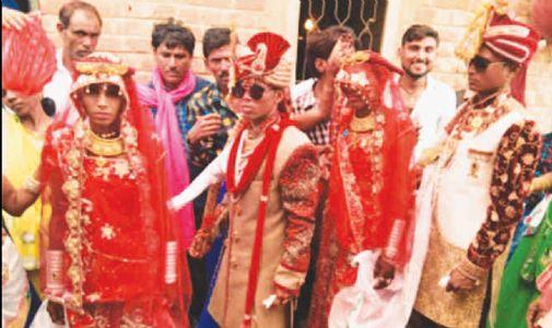 સદભાવનાની મહક  - યુવકોએ બે દલિત બહેનોનાં લગ્ન કરાવ્યાં