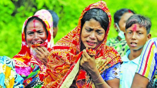 અહેવાલ : હિન્દુ પુરુષોની હત્યા, મહિલાઓને રોહિંગ્યા મુસ્લિમો ઉઠાવી ગયા હતા