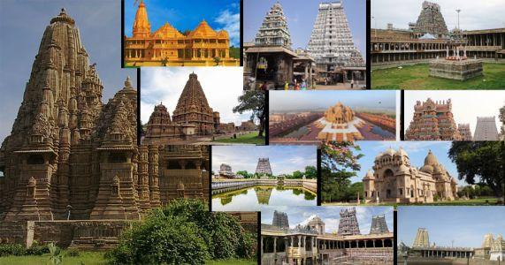 કેટલું વિશાળ બનશે રામમંદિર? આ રહ્યા દેશનાં ૧૦ સૌથી વિશાળ ધાર્મિક સ્થળો