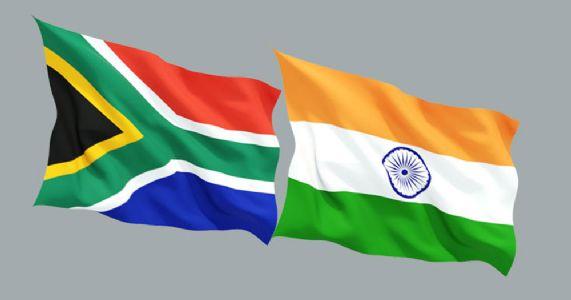 ઐતિહાસિક, સાંસ્કૃતિક અને આર્થિક ક્ષેત્રે આગળ ધપતા ભારત અને દ. આફ્રિકા