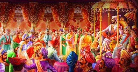 આજે હિન્દુ સામ્રાજ્ય દિવસે યાદ કરીએ શિવાજીનો એ રાજ્યાભિષેક