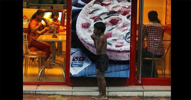 economic imbalance in ind