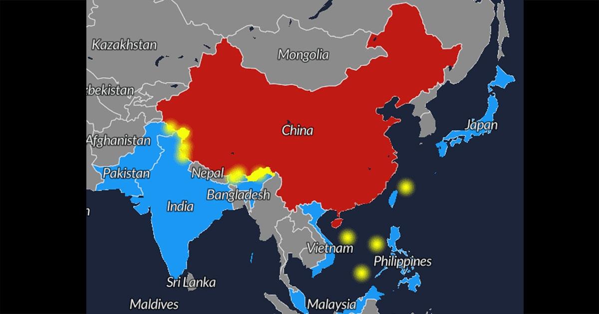 china border_1